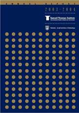 Annual Report 2003-2004 Samuel Neaman Institute