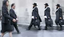 A seminar on ways to integrate the ultra-Orthodox population in employment, education and israeli society