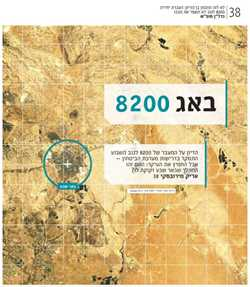 Bug 8200: Will the move of the intelligence center save Beersheba?