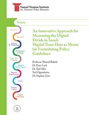An Innovative Approach for Measuring the Digital Divide in Israel: Digital Trace Data as Means for Formulating Policy Guidelines