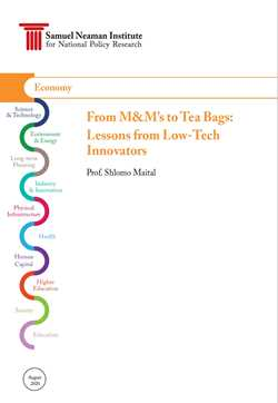 From M&Ms to Teabags: Lessons from Low-Tech Innovators