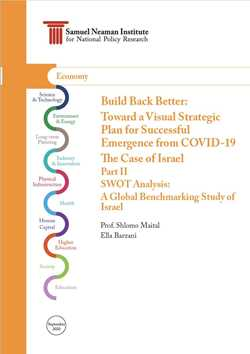 Build Back Better Toward a Visual Strategic Plan for Successful Emergence from COVID-19 - The Case of Israel Part II. SWOT Analysis A Global Benchmarking Study of Israel