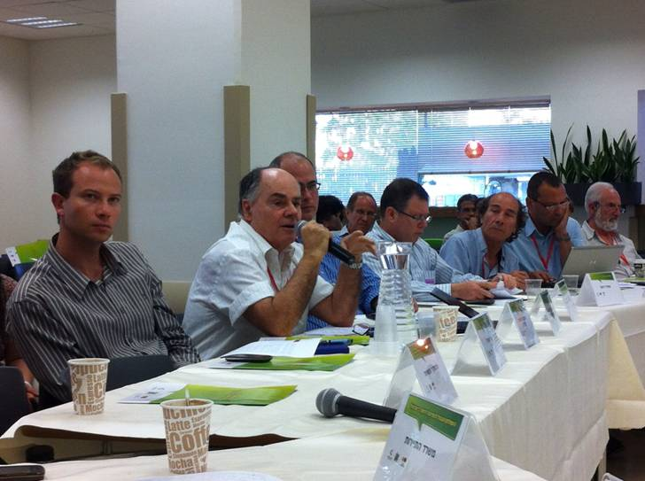 Round Table in green growth - Third meeting