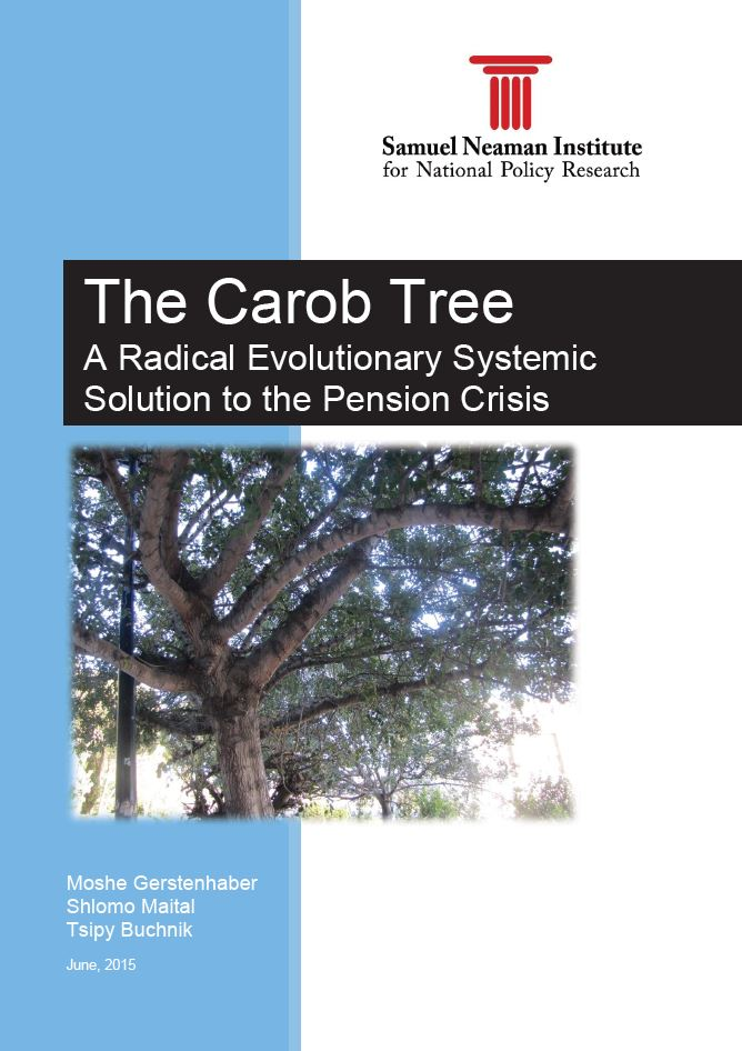 The Carob Tree - A Radical Evolutionary Systemic Solution to the Pension Crisis (English)