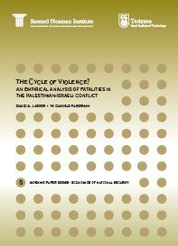 The Cycle of Violence? An Empirical Analysis of Fatalities in the Palestinian-Israeli Conflict