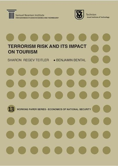 Terrorism Risk and their impact on tourism